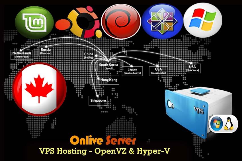 VPS Canada