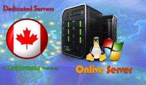 Dedicated Server Canada
