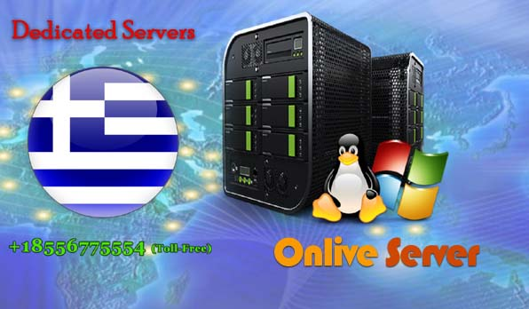 Dedicated Server Greece