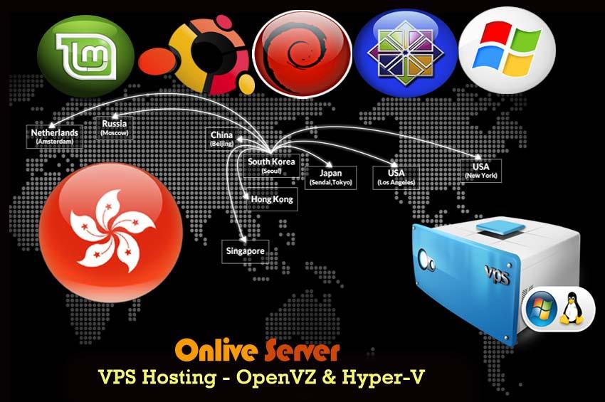 VPS Hong kong