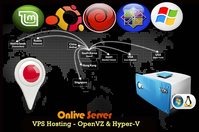 VPS Japan