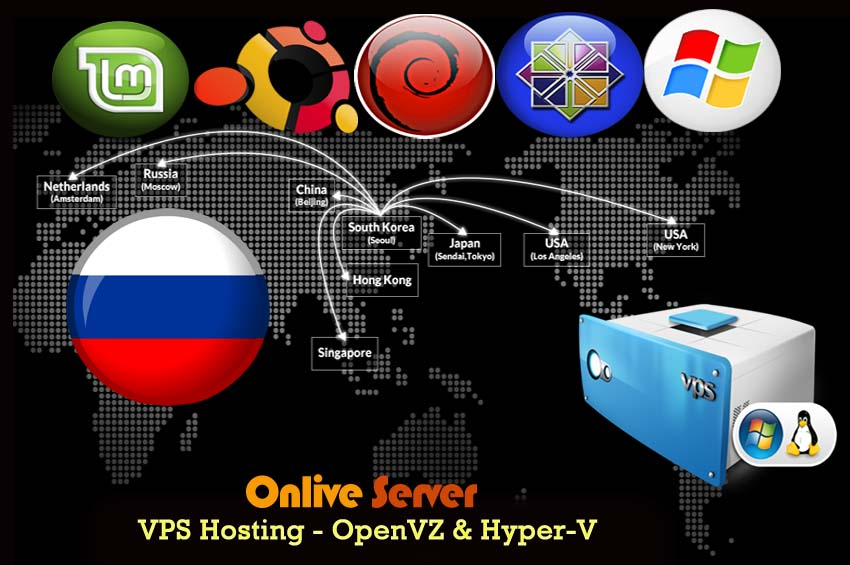 VPS Russia