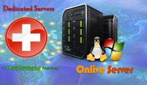 Dedicated Server Switzerland