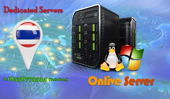 Dedicated Server Thailand