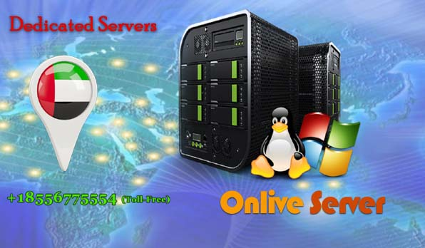 Dedicated Server UAE