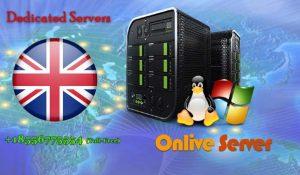 Dedicated Server UK