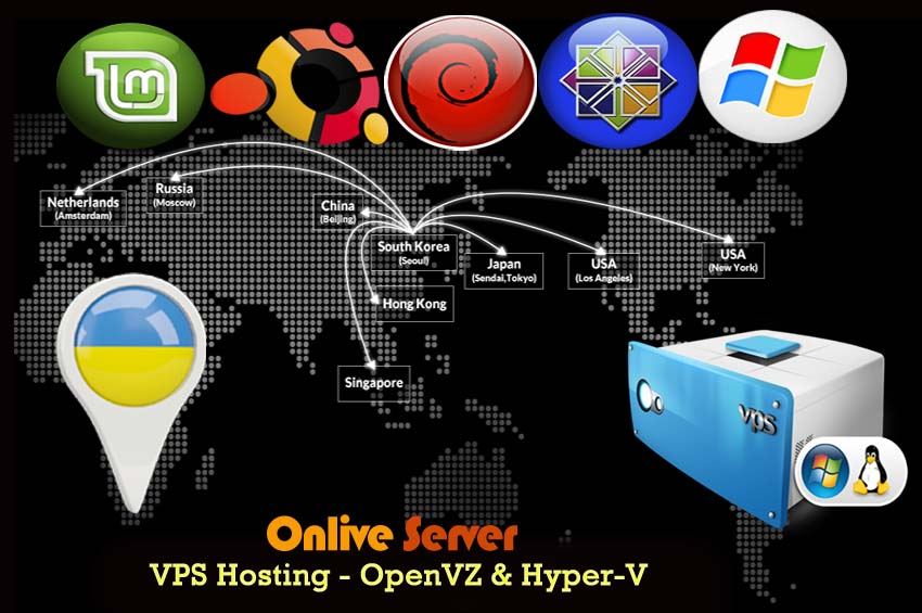 VPS Ukraine
