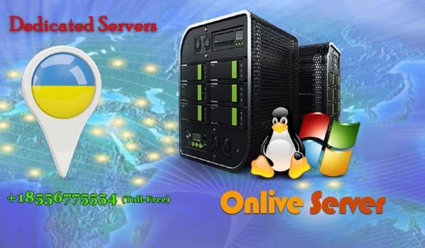 Dedicated Server Ukraine
