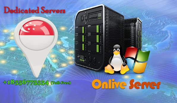 Dedicated Server Singapore