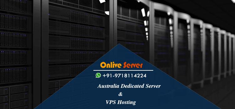 Australia Server Hosting
