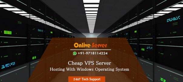 Ultra-High Technology Windows VPS Server Ready to Host the Business Website