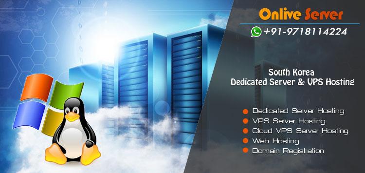South Korea Dedicated-Server-Hosting