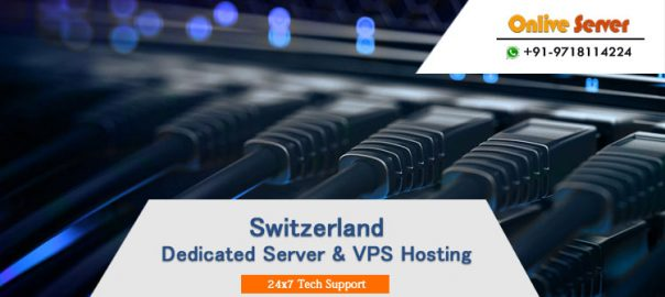Extreme power, flexibility and control With Switzerland VPS Hosting, Dedicated Server