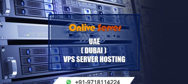 UAE VPS Server Hosting Image
