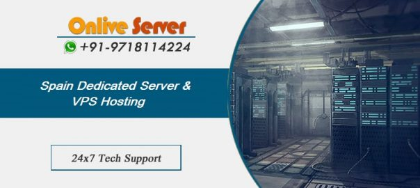 Spain Server Hosting Makes your Website Simpler and Smoother
