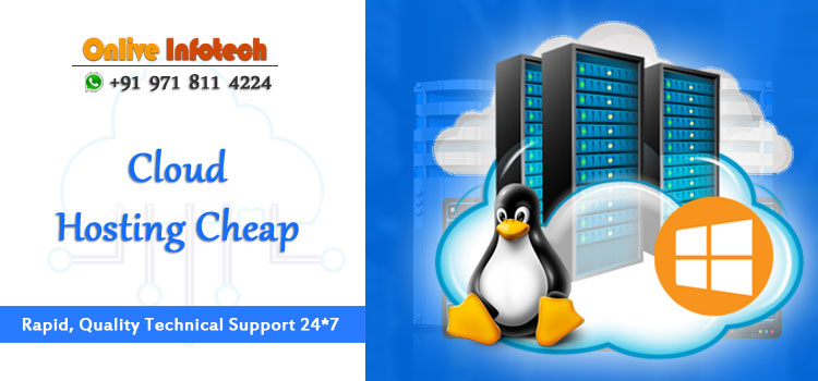 Benefits of Cloud Hosting Cheap Over The Other Server Hosting Plans