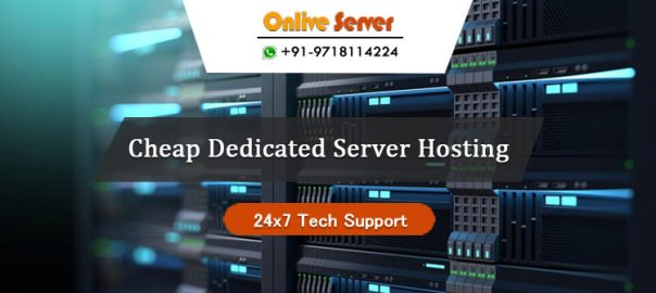 Boost your Business with Cheap Dedicated Server Hosting