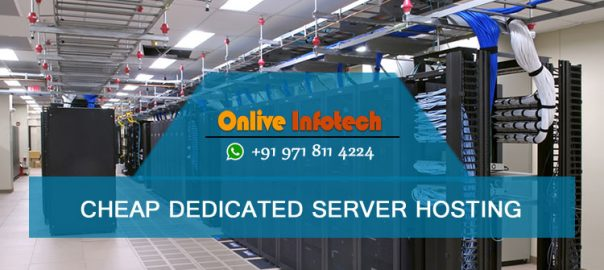 With Attribute of Best Dedicated Server Hosting – Take with Only Click