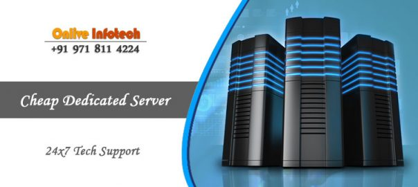 Next Generation Dedicated Server Hosting Plans by Onlive Infotech