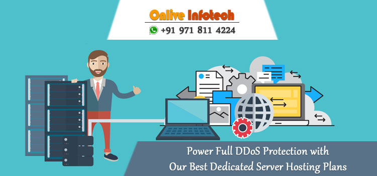 Power-Full-DDoS-Protection with Best Dedicated Server Hosting Plans