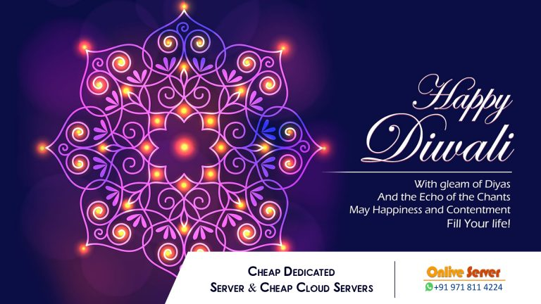 Exclusive Diwali Offers On Cheap Dedicated Server & Cloud Hosting – Onlive Server