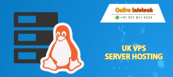 UK VPS Server Hosting by Onlive Infotech