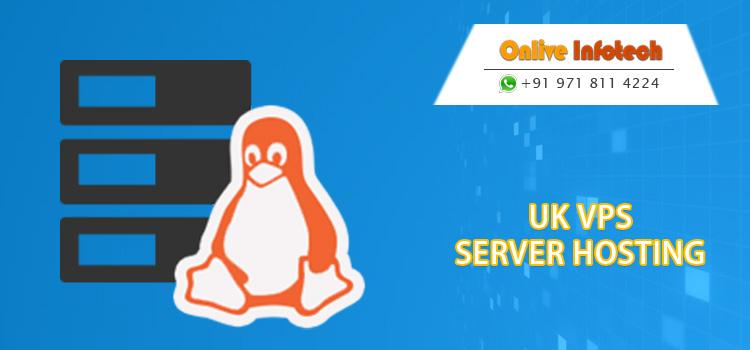 UK VPS Server Hosting by Onlive Infotech