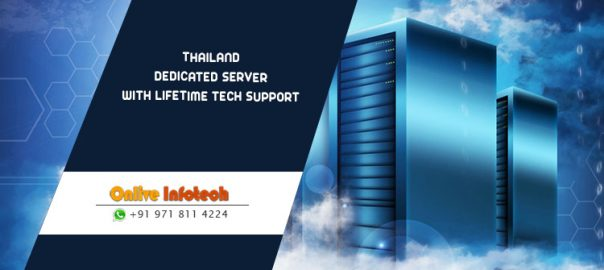 Onlive Infotech Allow Thailand Dedicated Server With Actual Performance