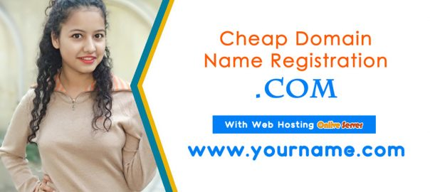 Start Your Business through Register Domain Name – Onlive Server