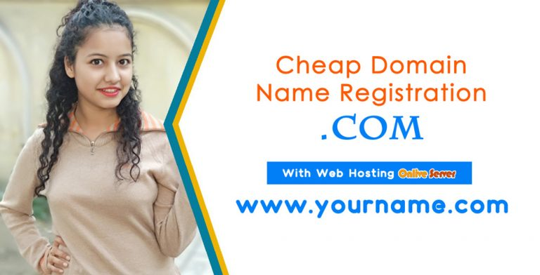 Start Your Business through Register Domain Name – Onlive Server