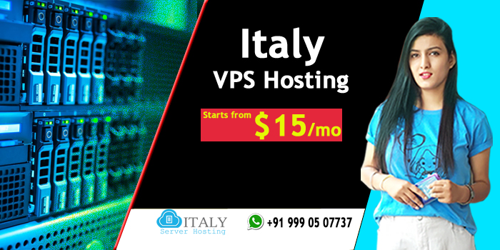 Buy Italy VPS Hosting Solution For Your Online Business