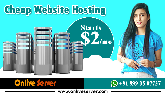 Best Website Hosting Service for your Website – Onlive Server