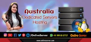 Australia Dedicated Servers Hosting