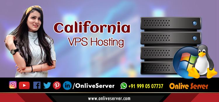 California VPS Hosting