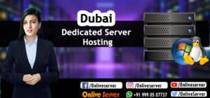 Dubai Dedicated Server Hosting