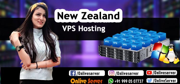 New Zealand VPS Server Hosting