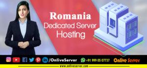 Romania Dedicated Server Hosting