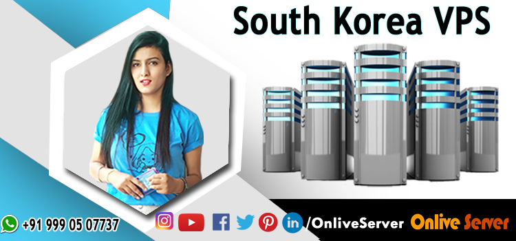 Host your website with our South Korea Virtual Private Server